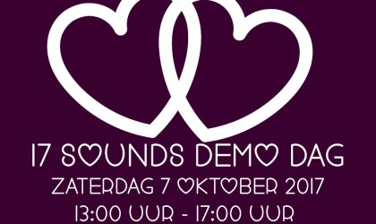 Demo dag 17 Sounds | I do… love music!