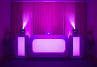Oval DJ Show