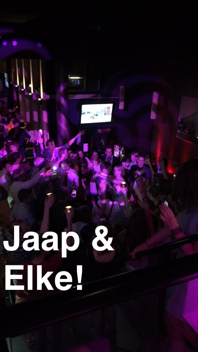 Het was een topfeest bij Sushi by Me in Deventer!