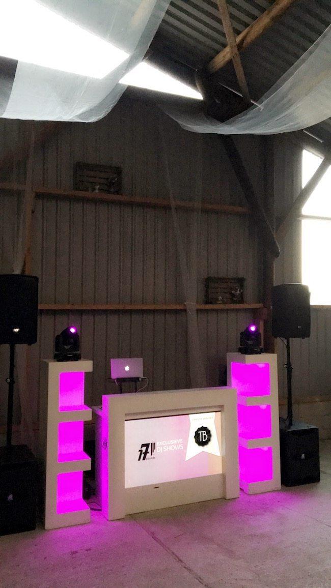 DJ Mark draaide in Rijswijk met de exclusieve DJ Show! ??