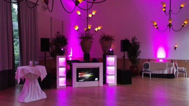 DJ Rutger E draaide zaterdag opnieuw bij de bruiloft van Jos & Jolien, bij de prachtige locatie: Groot Warnsborn!