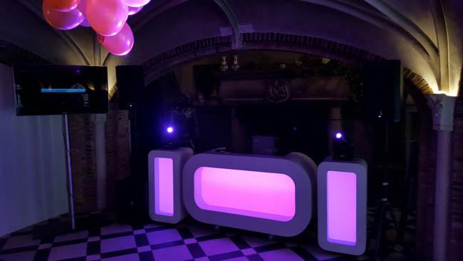 DJ Norbert draaide op de bruiloft van Niké & Kay bij het prachtige Losse Hoes op de Holterberg! ??