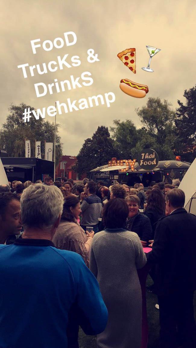 Onze week begon vorige week al op donderdag! DJ Mark draaide op het bedrijfsfeest van Wehkamp te Zwolle! ?
