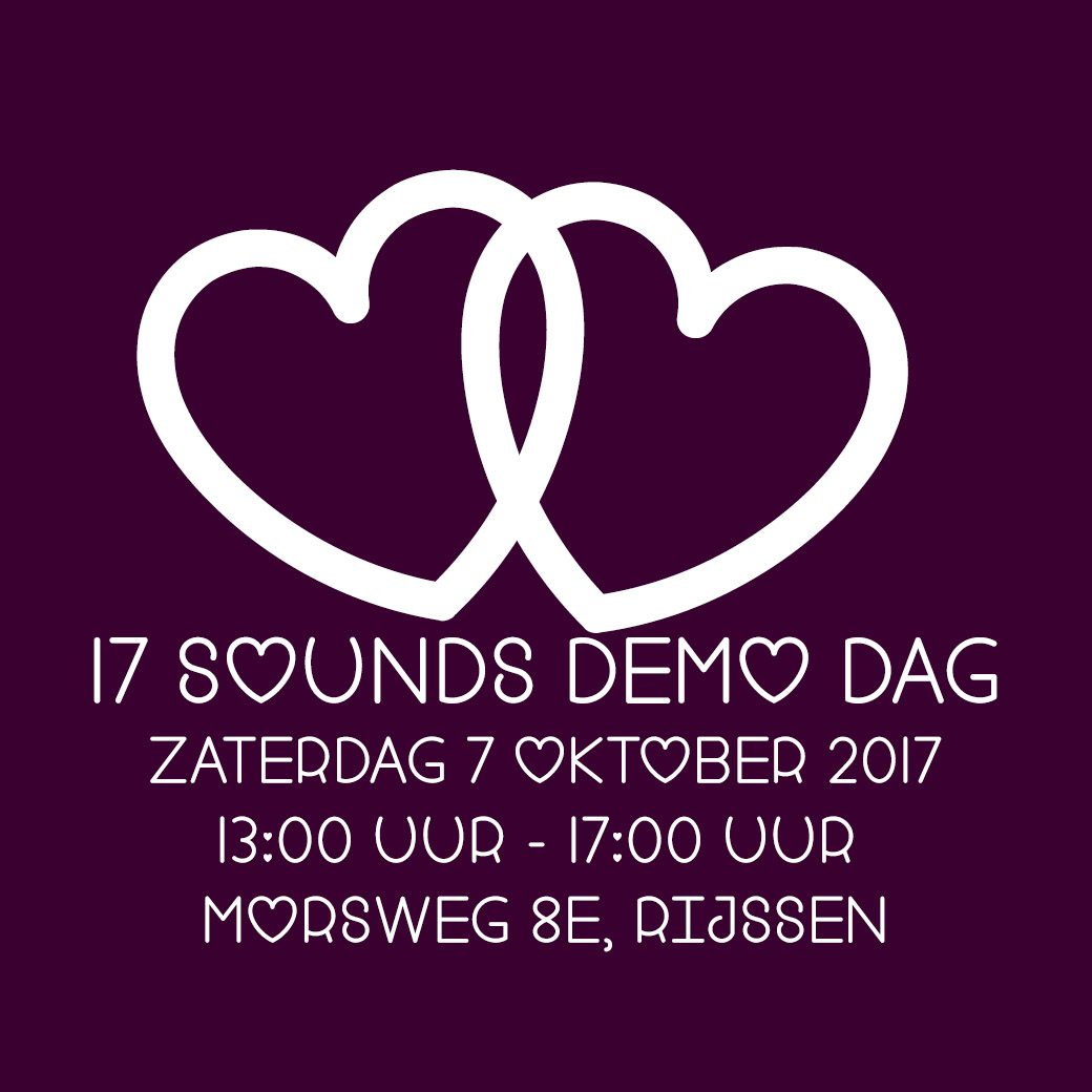 Demo dag | 17 Sounds